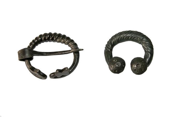 Bajorų kapinyno radiniai (Kaiaiadorių muziejus)