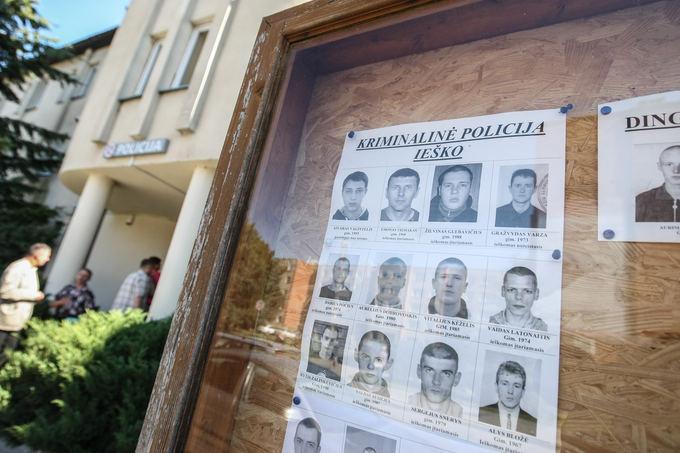 Biržų nusikaltėliai pastaruoju metu išgarsėjo visoje Lietuvoje.