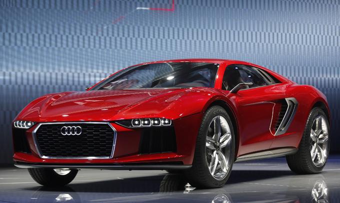 """Audi Nanuk Quattro Concept"""