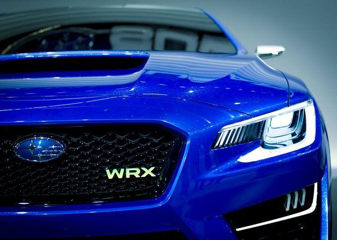 """Subaru WRX"""