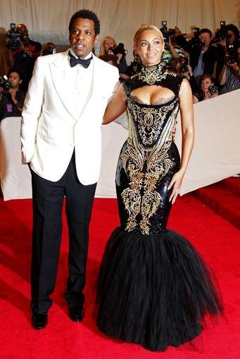 """Reuters""/""Scanpix"" nuotr./Beyonce ir Jay-Z – 95 mln. JAV dolerių"