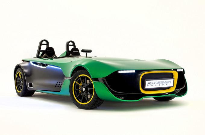 """""""Caterham AeroSeven Concept"""""""