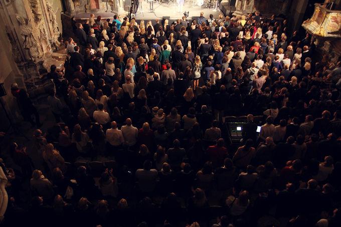 Koncertai kotrynos bažnyčioje