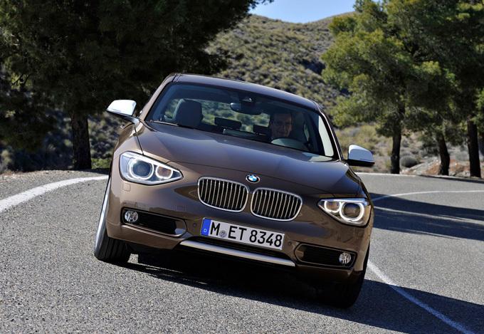 1 serijos BMW