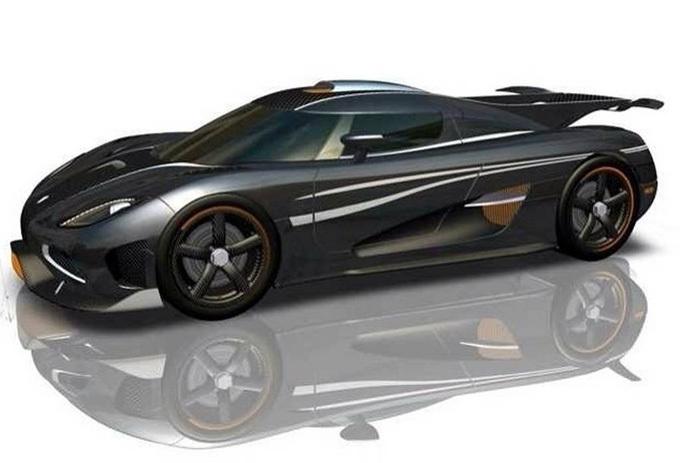 """""""Koenigsegg One:1"""""""