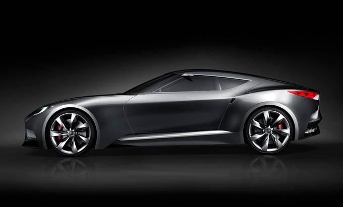 """Koncepcinis """"Hyundai HND-9"""""""