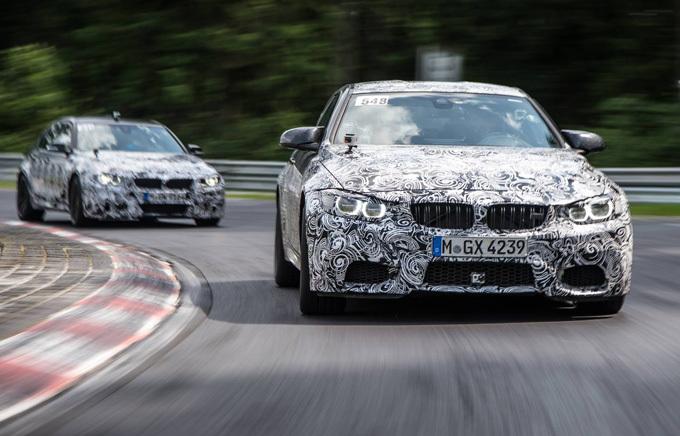 Užmaskuotas BMW M4