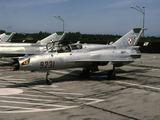 """""""Draken International"""" nuotr./Amerikiečių bendrovei priklausantys naikintuvai """"Mig-21"""""""