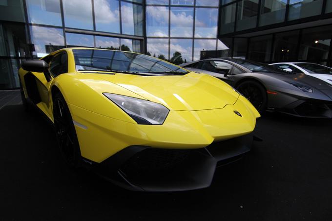 """""""Lamborghini Aventador 50 Anniversario Edition"""""""