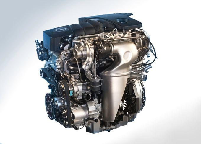 """""""Opel"""" nuotr./1,6 l CDTI motoras"""
