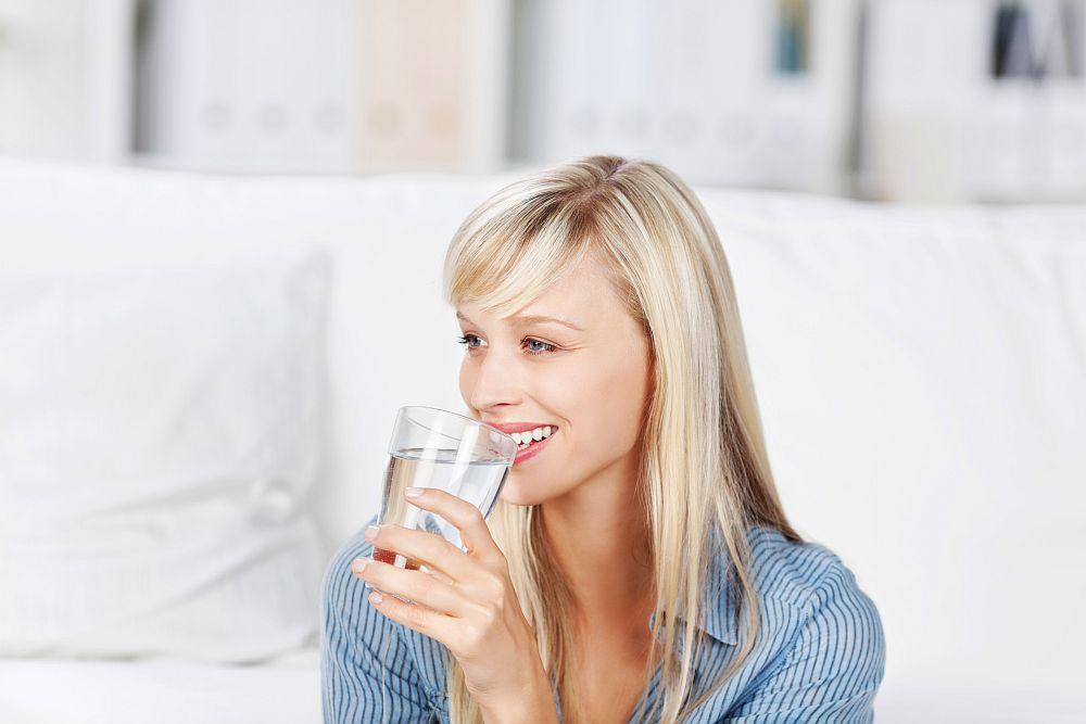 Gazuoto vandens poveikis organizmui