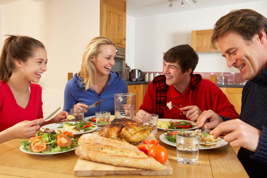 Maisto įsisavinimas prasideda nuo kramtymo