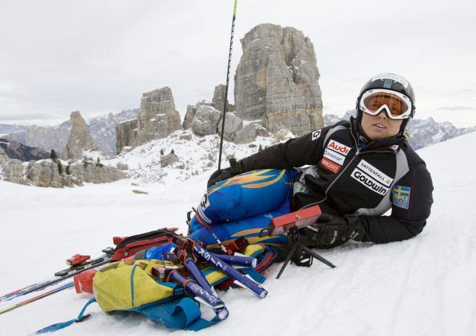 Kortina (Cortina d'Ampezzo) traukia turistus iš viso pasaulio