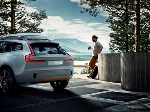 """""""Volvo"""" nuotr./""""Volvo Concept XC Coupe"""""""