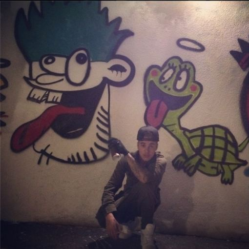 """Instagram"" nuotr./Justinas Bieberis"