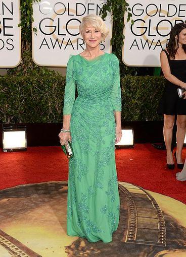 Aktorė Helen Mirren