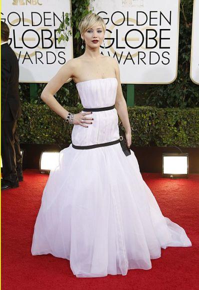 Aktorė Jennifer Lawrence