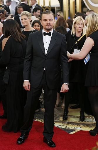 Aktorius Leonardo DiCaprio