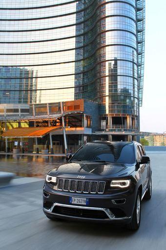 """Jeep"" nuotr./""Jeep Grand Cherokee"""