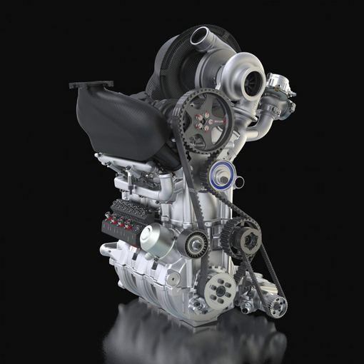 """Nissan"" nuotr./""DIG-T R"" variklis"