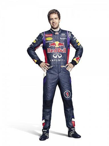 """""""Red Bull"""" nuotr./Sebastianas Vettelis"""