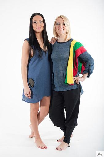 zmones.lt nuotr./Viktorija Mauručaitė su dukra Gabriele