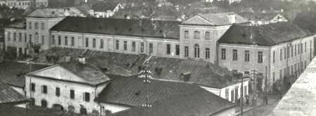 Radvilų rūmai Gardine