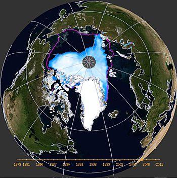 NASA nuotr./Arktis