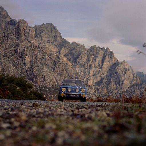 """Renault"" nuotr./""Renault 8 Gordini"""