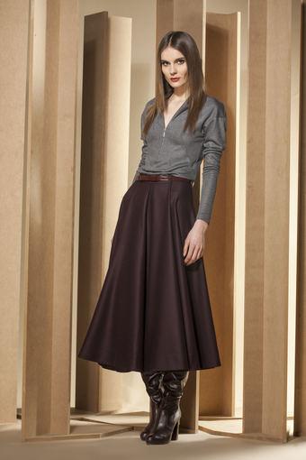 Dizainerės archyvo nuotr./Ramunės Piekautaitės ruduo-žiema kolekcijos modelis