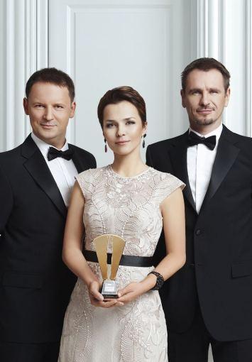 """TV3 nuotr./""""Lietuvos garbė 2014"""" vedėjai"""