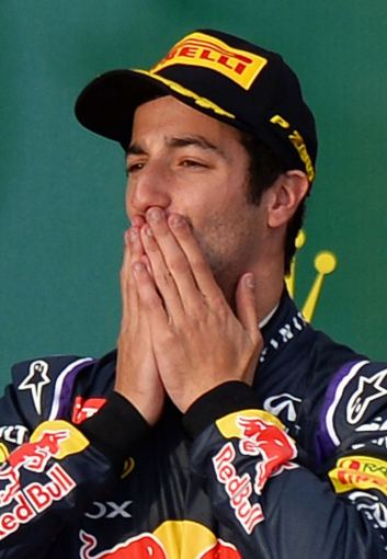 """Scanpix"" nuotr./Danielis Ricciardo, ""Red Bull"""