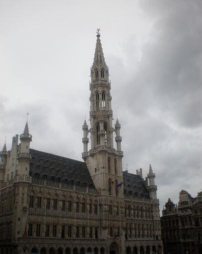 R.Trukanavičiūtės nuotr./Briuselis