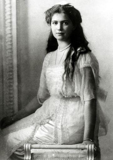 wikimedia.org nuotr./Romanovų dinastijos Rusijos caro Nikolajaus II dukra Maria