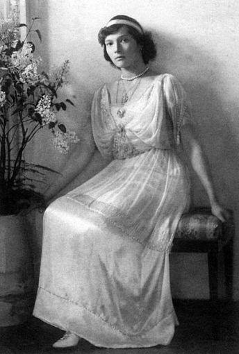 wikimedia.org nuotr./Romanovų dinastijos Rusijos caro Nikolajaus II dukra Tatjana
