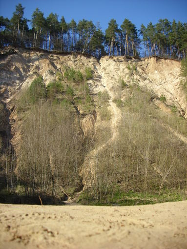 Wikipedia.org nuotr./Pūčkorių atodanga