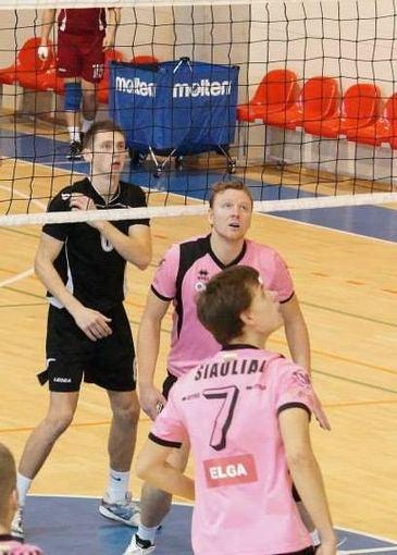 Augusto Četkausko/sportoakimirka.lt. nuotr./Olegas Čebialis