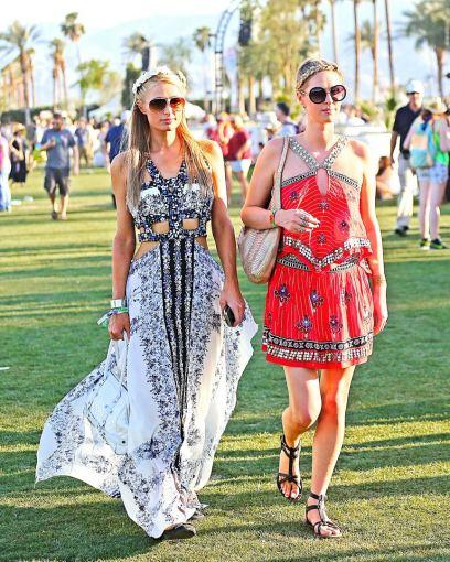 AOP nuotr./Paris Hilton ir Nicky Hilton