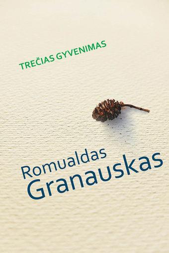 Rašytojų sąjungos leidyklos nuotr./Knygos viršelis