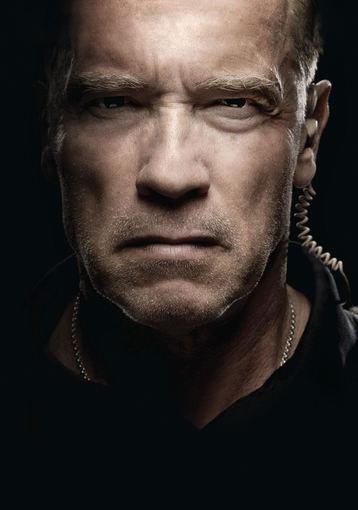 "Filmo kūrėjų nuotr./Arnoldas Schwarzeneggeris filme ""Sabotažas"""
