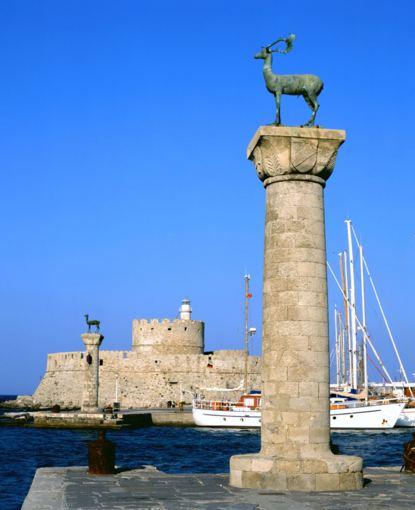 """Graikijos salos. Rodo sala. """"West Exrpress"""" ir """"Novaturo"""" nuotr."""