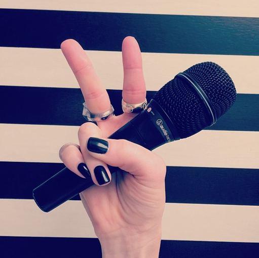 """""""Instagram"""" nuotr./Ši nuotrauka patvirtino, kad Gwen Stefani jungiasi prie muzikinio šou """"The Voice"""""""
