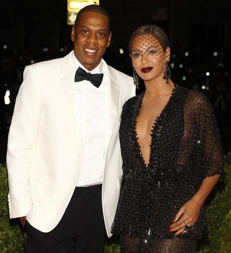 """""""Reuters""""/""""Scanpix"""" nuotr./Jay Z ir Beyonce"""