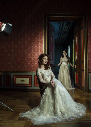 Sivakoff Photography nuotr./Indrė Valantinaitė ir Viktorija Jakučinskaitė (dešinėje)