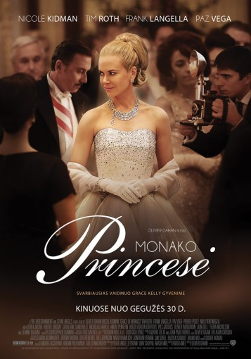 """""""ACME Film"""" archyvo nuotr./Filmo """"Monako princesė"""" plakatas"""