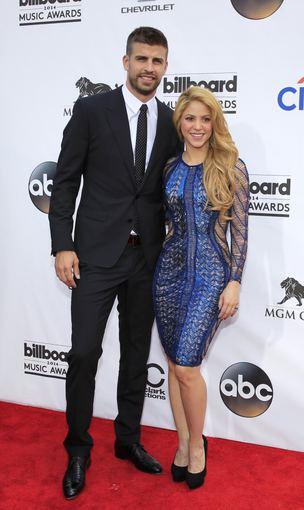 """""""Reuters""""/""""Scanpix"""" nuotr./Gerardas Pique ir Shakira"""
