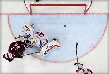 IIHF nuotr./Neįskaitytas įvartis