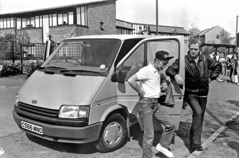 """""""Ford"""" nuotr./""""Ford Transit"""""""