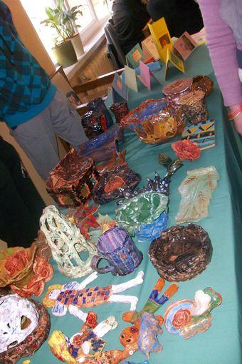 keramikos darbai