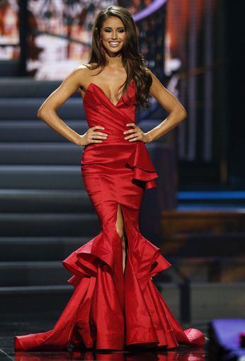 """""""Reuters""""/""""Scanpix"""" nuotr./""""Mis JAV 2014"""" nugalėtoja Nia Sanchez"""